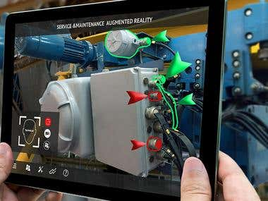 Market Research - Augmented Reality for the machine industry