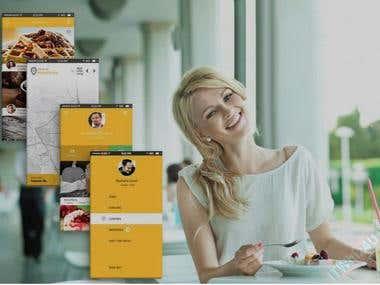 estaurant Find App