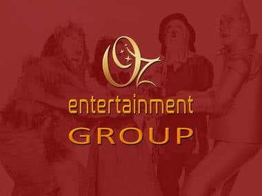 "Logo for ""OZ Entertainment Group"""