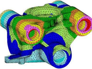 FEA-Ansys