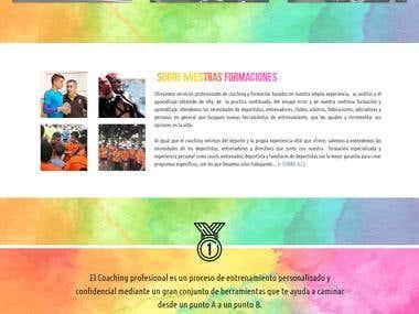 Sitio Web + Logo + Contenido de Redes Sociales
