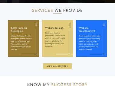 AgencyOnDemand Wordpress Website