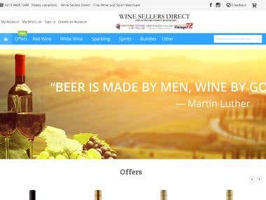 winesellersdirect.com.au - Fine wine and spirit merchants