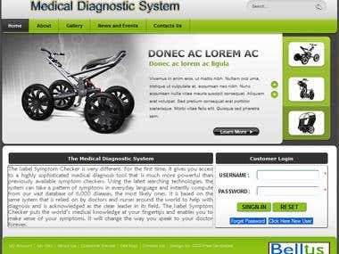 Medical Diagnostic System