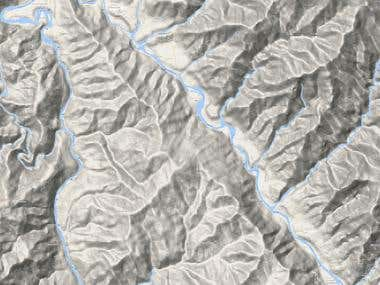 High Res Terrain Imagery
