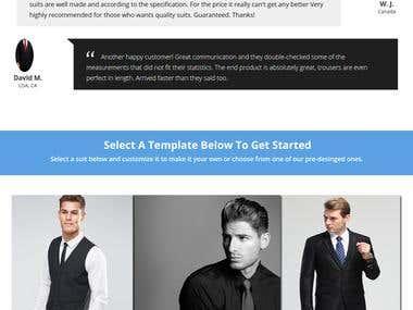 website redesigned