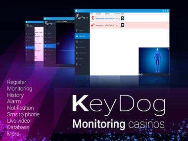 Keydog-monitoring casinos.