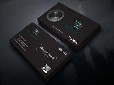 Photographers Businesscard