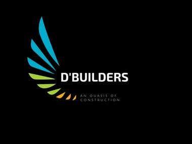 d'builders logo