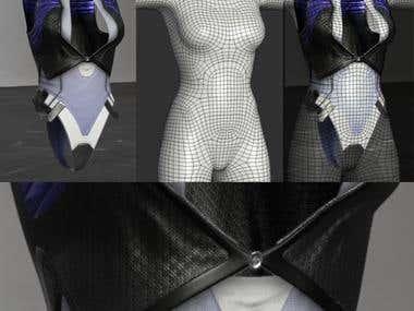 Portfolio 3D