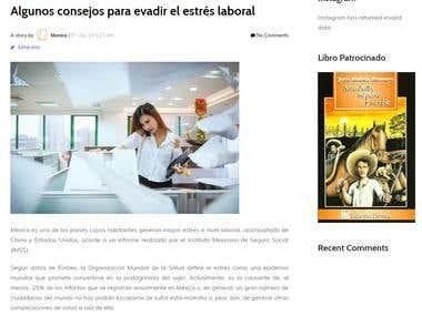 Artículos para cosasdeguerrero.com