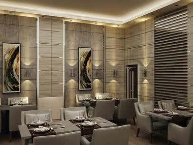 Cafe , Resturant For VIP