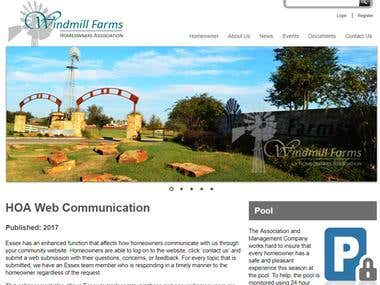 Windmill Farms HOA