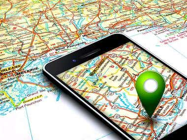 GPS Tracking & Google Map