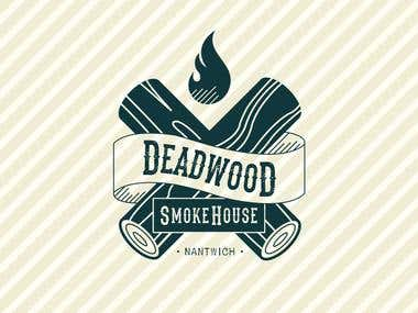 RESTAURANT BRANDING & MARKETING FOR DEADWOOD SMOKE HOUSE