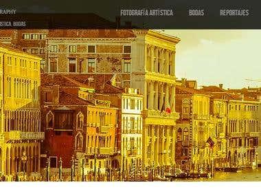Creación y puesta en marcha del portal jordigsanz.com
