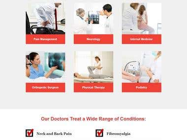 Wordpress WPML Landing Page Multilingual Website