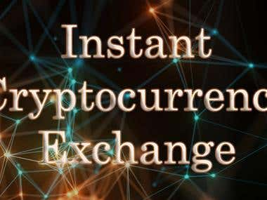 Instant Cryptocurrency Exchange for WordPress