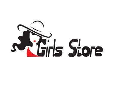 Logo - Design ( G1rls Store )