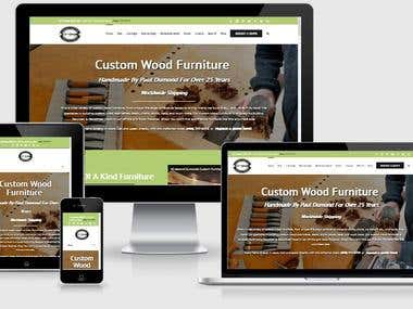DUMONDS FURNITURE WEBSITE