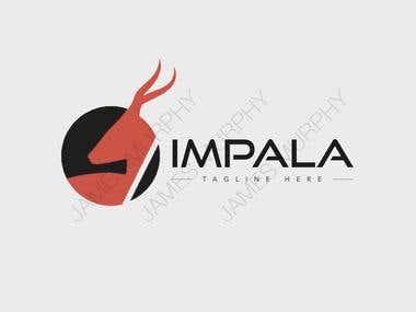 """""""IMPALA"""" Logo Concept"""