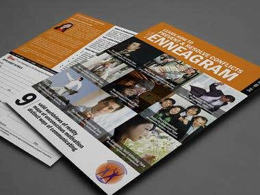 Enneagram Flyer Design