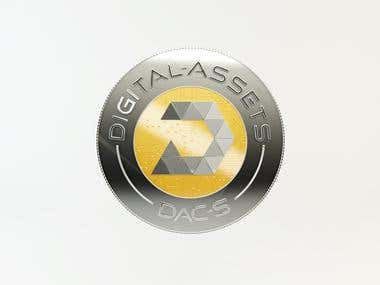 Make a 3D coin based of images
