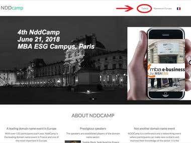 ndd camp