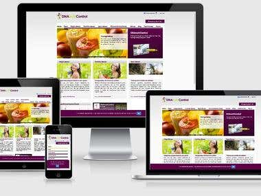 DNA NUTRI CONTROL WEBSITE
