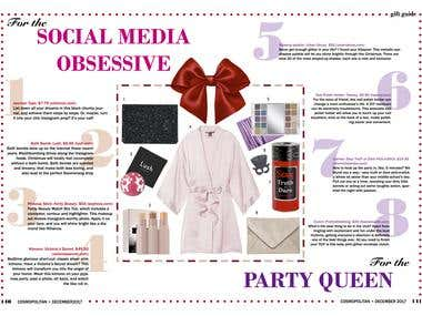 Fashion Magazine: The Ultimate Stocking Fillers