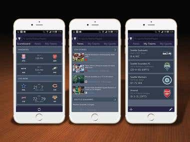 Sports News & Score & Bet365 Betting App