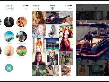 Trendify app