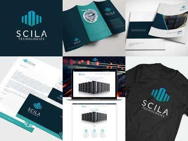 Scila - Corporate identity
