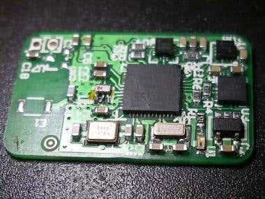 Wireless Wearable IMU