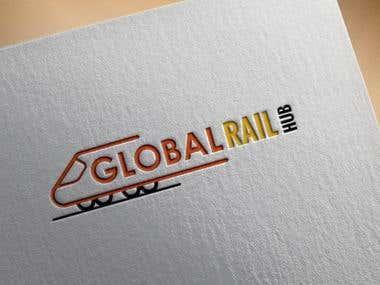 Global Rail Hub Logo