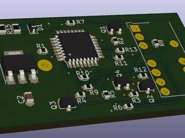 Car Battery Voltmeter Using Lighter Socket