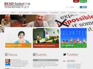 Training Website