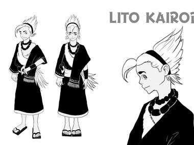 Character Design Manga Book 2