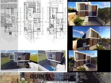 Proyecto: Casa Cittadella