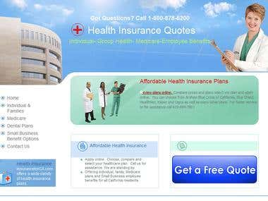Insurance For California