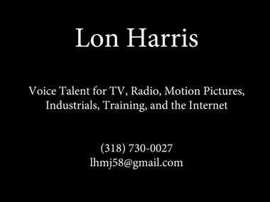 Corporate Narration Reel March