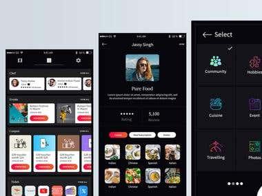 Multi-Vendor App