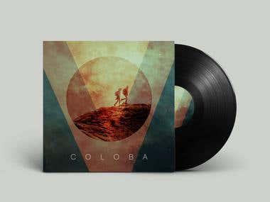 EP album cover