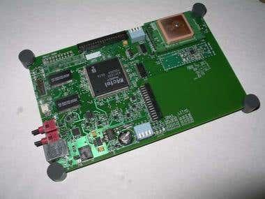 GPS Baseband Development Board