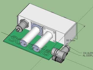 Tire Pressure Monitor / Controller