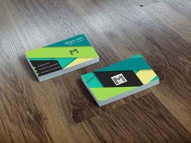 Bussiness Card for Graphic Designer