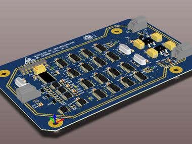 PCB for Military purposes