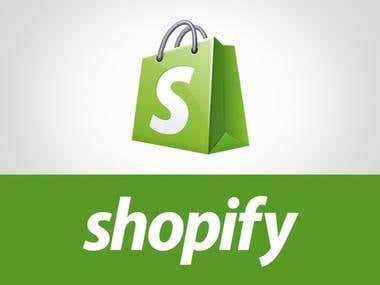 Shopify Product Uploading
