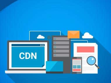 Setup Cdn Content Delivery Network For Your Site maxcdn