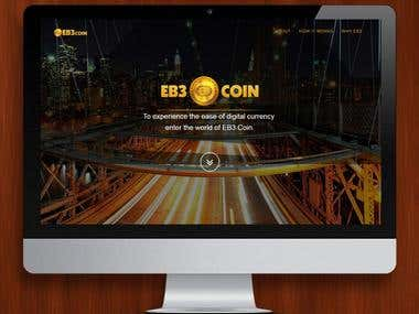 CRYPTOCURRENCY - EB3COIN - http://www.eb3coin.com/